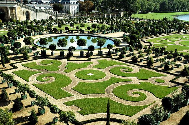 Versailles Paris Garden Garden of Versailles